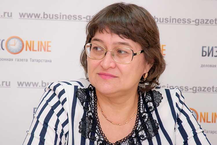 Жанна Низамовабуквально наднях указом президента РФбыла назначена председателем горсуда Елабуги