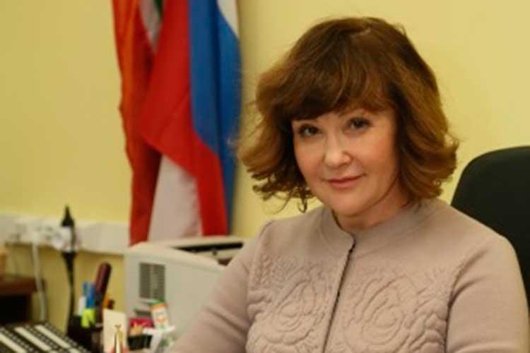 Лилия Гиниятуллина назначенанадолжность руководителя Советского суда