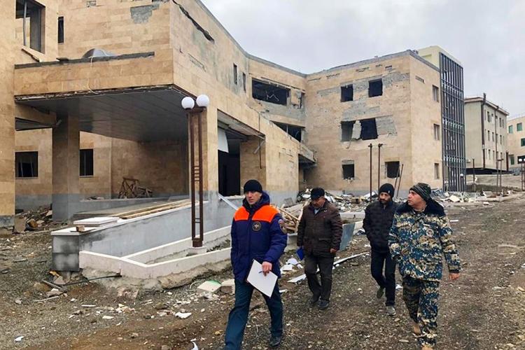 «Об окончательном разрешении конфликта в Нагорном Карабахе говорить, конечно же, пока преждевременно»