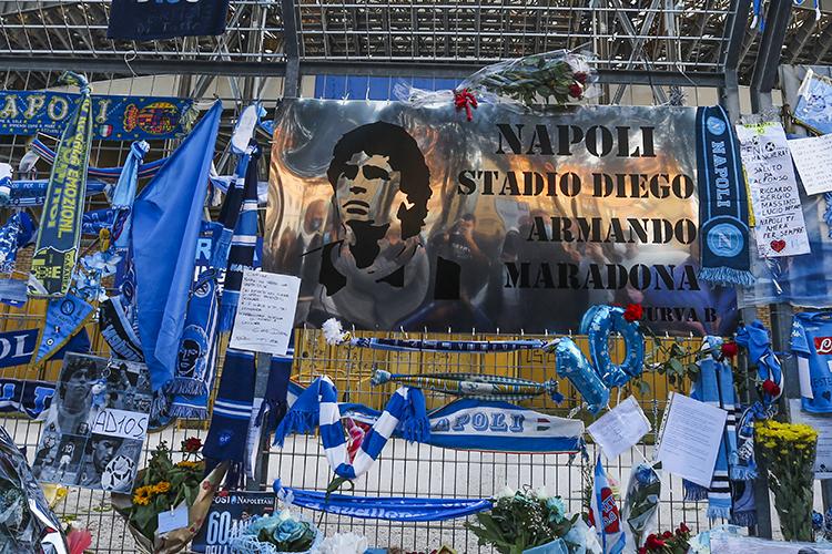 Новость о смерти Марадоны шокировала. Ушёл человек, который олицетворял эпоху. Нас покинул один из королей футбола, и это тяжело осознавать