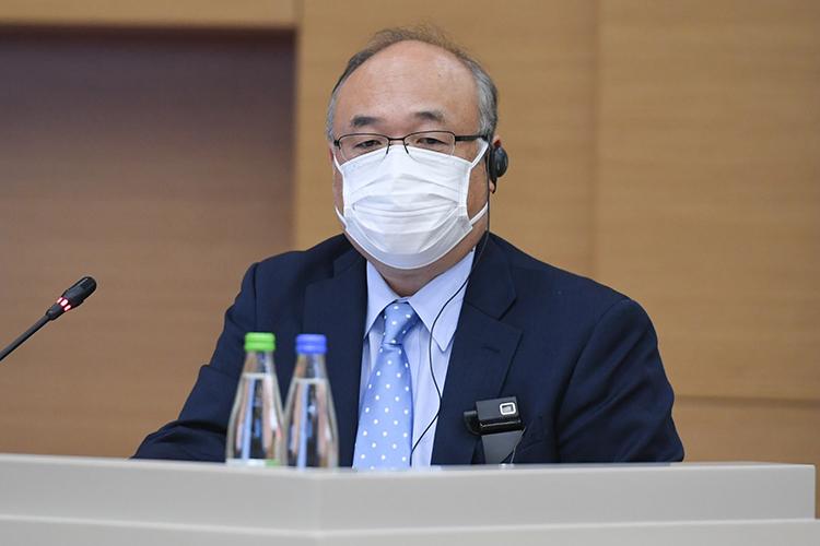 Хироши Миядзаки: «Мы сравнивали показатели в разных странах. Убежден, что конкурентоспособность завода пробиотиков в Казани окажется выше, чем в Японии, Тайване, Корее»