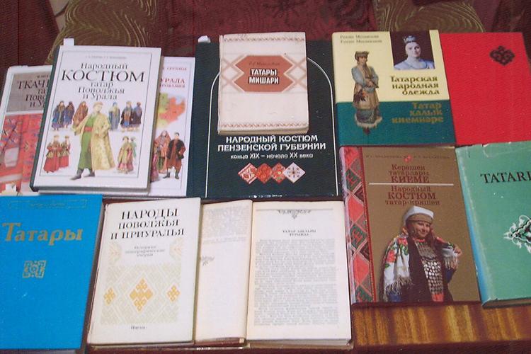 Побольшому счетуименно ееизучение татар-мишарей стало поворотным моментом восмыслении этой части нашей нации