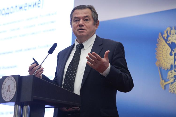 Сергей Глазьев: «Непонятно, почему татарам приписывается участие в монгольском владычестве, тогда как согласно официальной версии татарское племя было монголами уничтожено»
