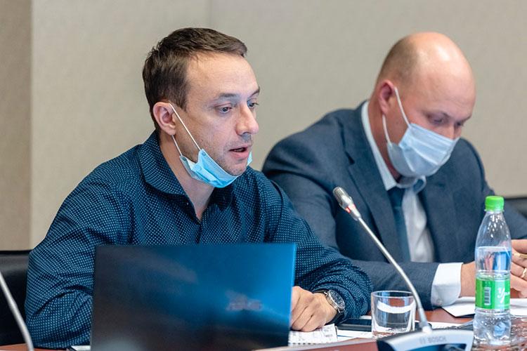 Андрей Резвяков: «Застройка достаточно плотная, но прошли так, чтобы не задеть интересы соседних поселков»