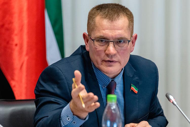 Александр Тыгин: «Резерв не изъятие — это временное приостановление»