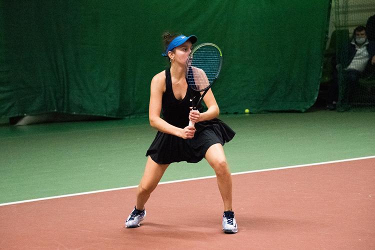 """Мария Сысоева:""""Я считаю, что этот турнир помог мне понять себя, увидеть какие-то психологические ошибки или недочёты на корте. Поэтому думаю, что этот турнир сделал большой вклад в моё будущее"""""""