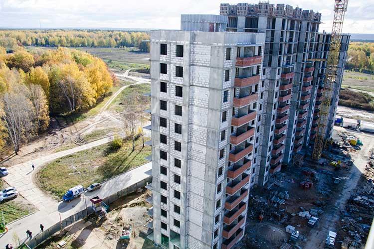 Спродлением «путинской ипотеки» до1июля отрасль получит еще 2трлн рублей, 620 тысяч семей улучшат свои жилищное условия