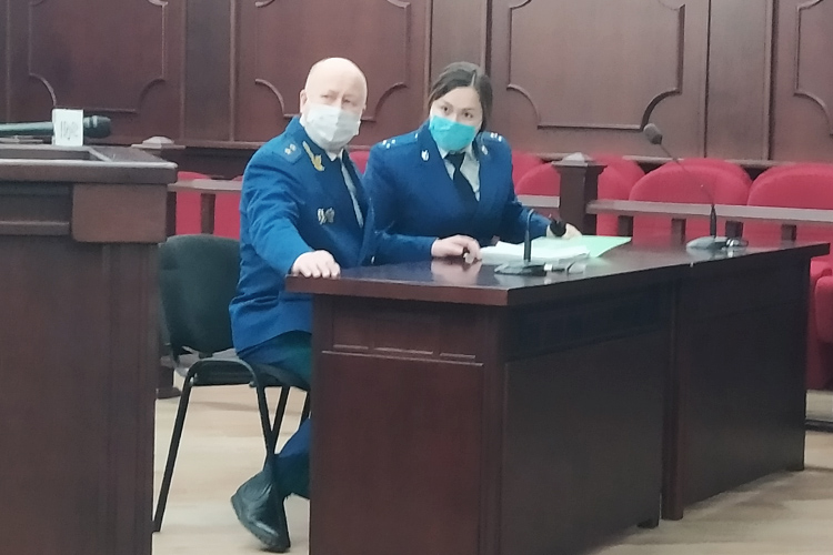 Гособвинителем поделу выступил прокурор ТатарстанаИлдусНафиков