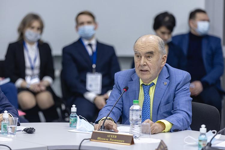 Председатель ТПП РТШамиль Агеевсчитает, что упредприятий нефтяной отрасли РФвысокая нагрузка нафонд оплаты труда исложные отношения сбанковской сферой