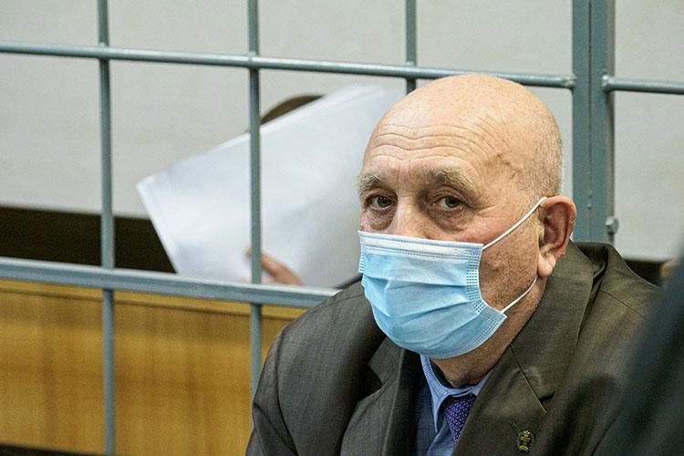 Адвокат по назначению Марат Аширов попросил не заключать обвиняемого под стражу