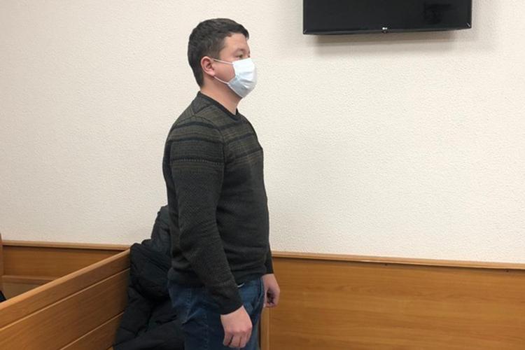 Под домашним арестом оказался бывший шеф челнинского отдела РТН Ренат Хакимов