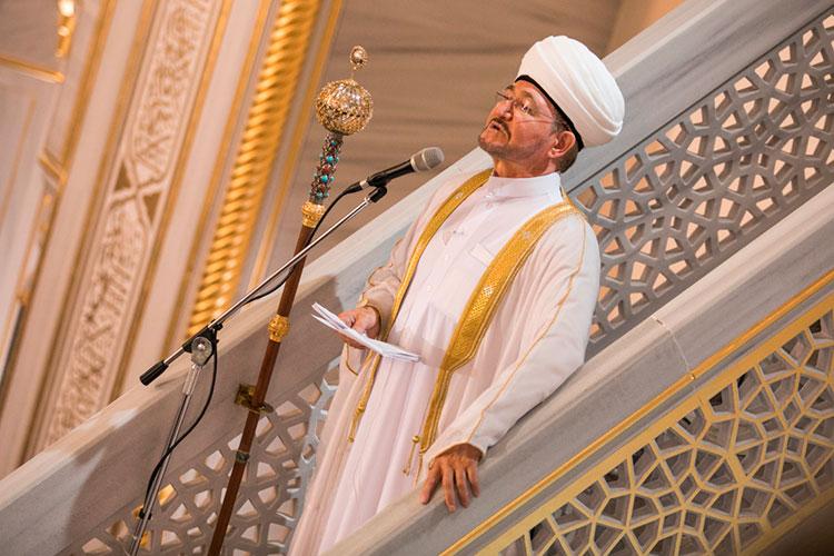 На этой неделе муфтий шейх Равиль Гайнутдин вновь актуализировал тему строительства мечети в парке «Патриот»