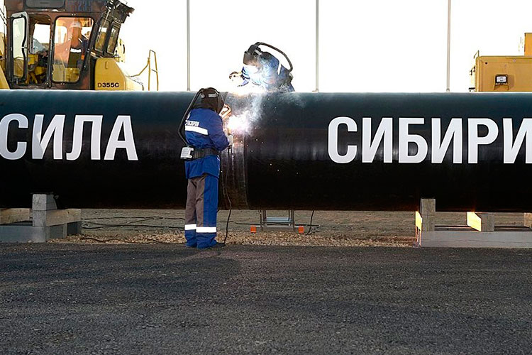 На совещании в Тобольске упомянули газоперерабатывающий завод на Амуре, на газопроводе «Сила Сибири