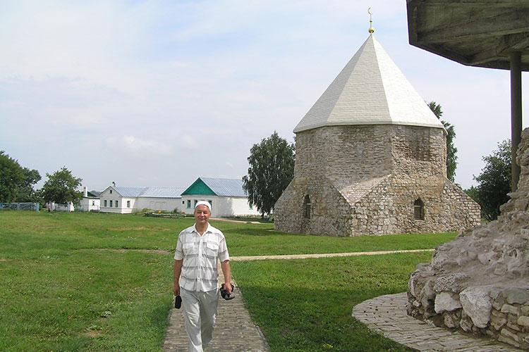 Гамирзан Давлетшин в Болгаре