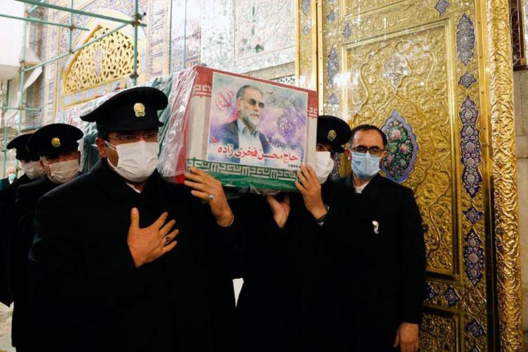 В начале уходящей недели в Тегеране прошли похороны высокопоставленного физика-ядерщика, одного из создателей ядерной программы Ирана Мохсена Фахризаде