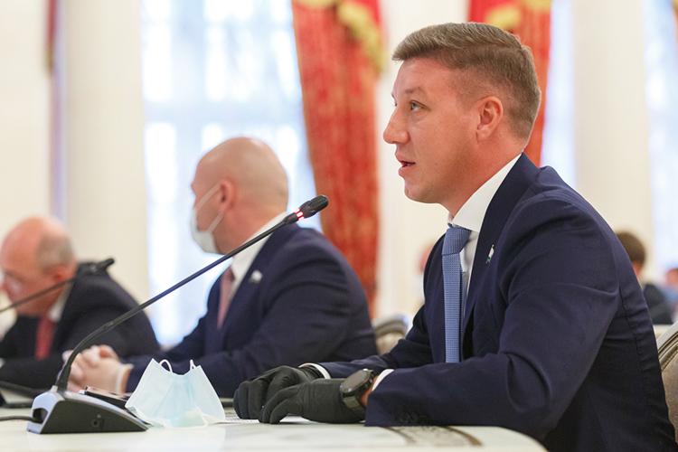 Евгений Чекашов:«Сейчас для нас очень важно, чтобы программы были направлены наснижение счетов-фактур потребителей, наших жителей»