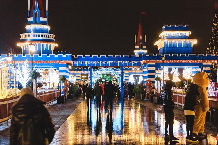 Сегодня утром объявила одате открытия зимнего сезона Кремлевская набережная. Праздничная иразвлекательная программа начнется в18.00 вэту субботу, 12декабря