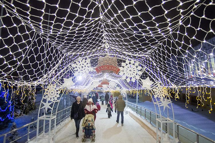 Вэтом году натерритории Казанского ипподрома небудет «Ханского двора»