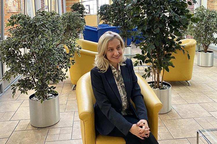 Анна Иванова:«Акция «Выгодный рефинанс» действует сначала сентября и, ввиду востребованности, вЭнергобанке приняли решение оеепродлении доконца года»
