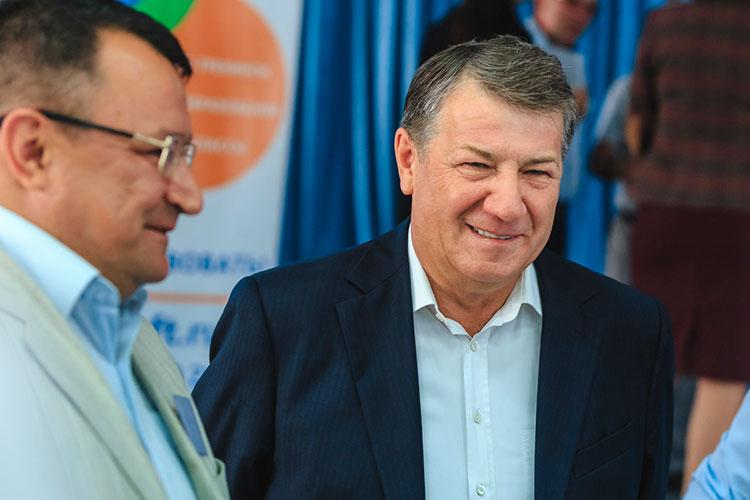 Радик Хасанов – генеральный директор АО «Производственное объединение «Завод имени Серго»