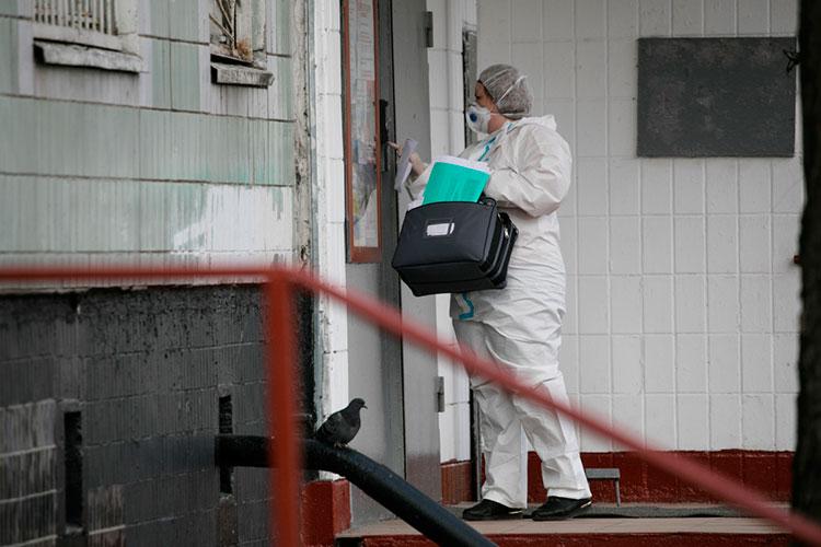 Под медицинским наблюдением на изоляции находятся свыше 1,7 тыс. человек — контактные с больными COVID-19 и с подозрением на новую коронавирусную инфекцию