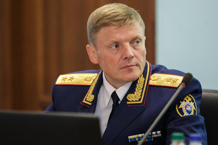 Николаевпокинулслужбу вСКР еще вфеврале 2019 года.Нодосих пор завидного места ему так иненашлось
