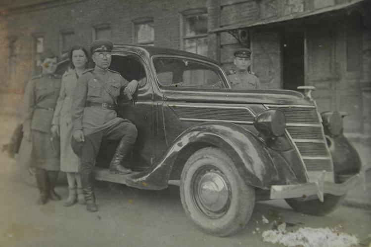 1943 год. Фото из Альметьевского музея