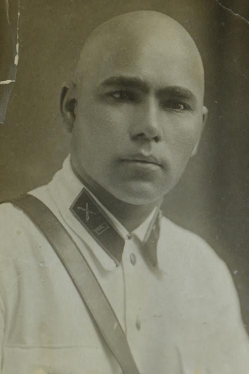 Барий Юсупов. Фото из Альметьевского музея