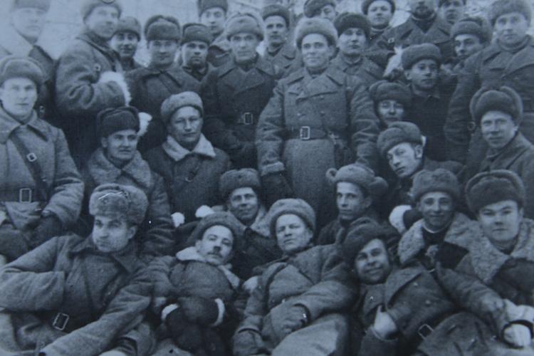 Гвардейские минометчики. Фото из Альметьевского музея