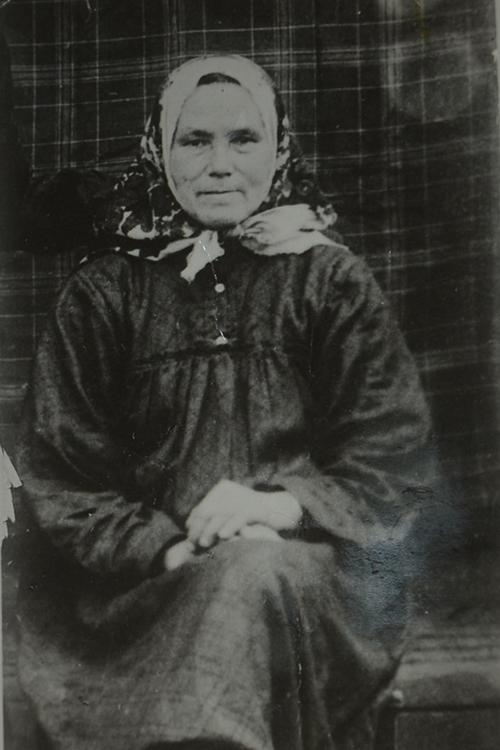 Мать Бария Юсупова Фатыма. Фото из Альметьевского музея