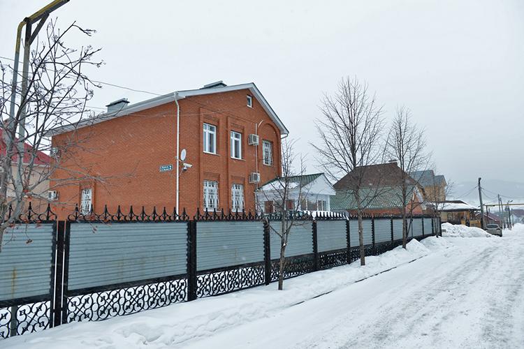 Улица Бария Юсупова в Альметьевске. Фото Олега Маковского