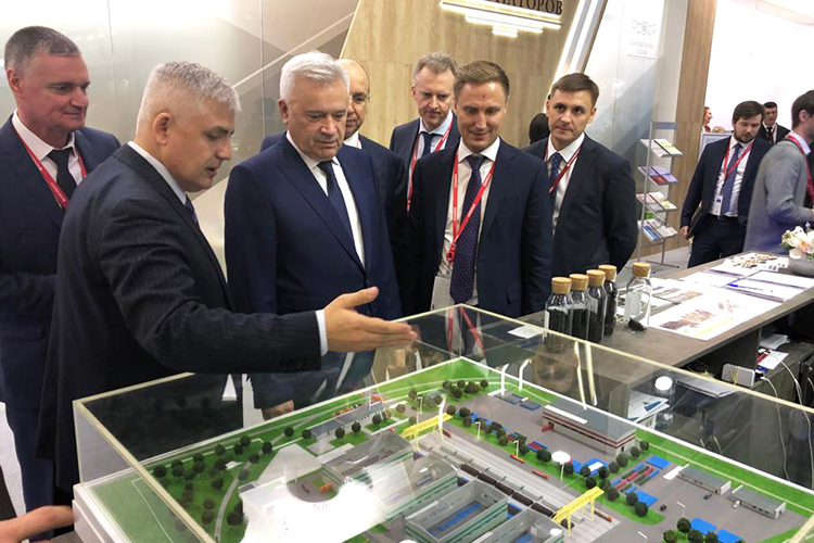 «Согласно территориальной схемы вобласти обращения сотходами, вРеспублике Татарстан реально эксплуатируется только 4 объекта поутилизации иобезвреживанию отходов»