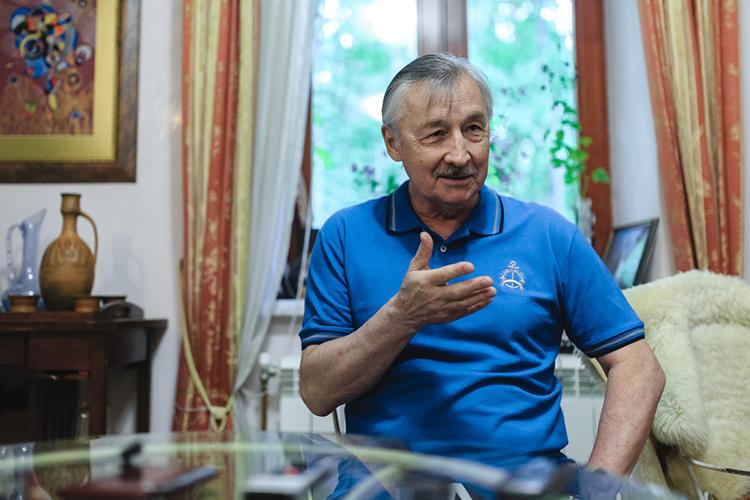Мынетак часто выступали против Хакимова, ноонлюбое наше вместе иврозь выступление или статью поистории татар воспринимал, как вызов ему лично