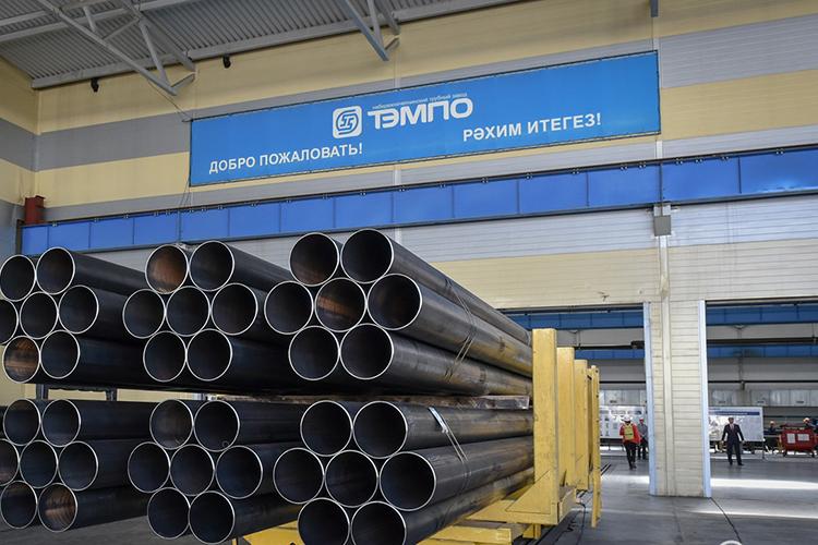 Чистая прибыль производителя стальных труб ипрочих металлических изделий осталась напрежнем, весьма невысоком уровне— около 29млн рублей