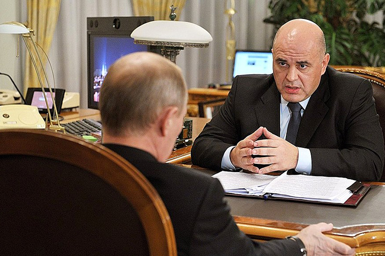 МихаилМишустин: «Нельзя допустить, чтобы вусловиях снижения доходов людей продукты дорожали. Производство должно оставаться выгодным для бизнеса»