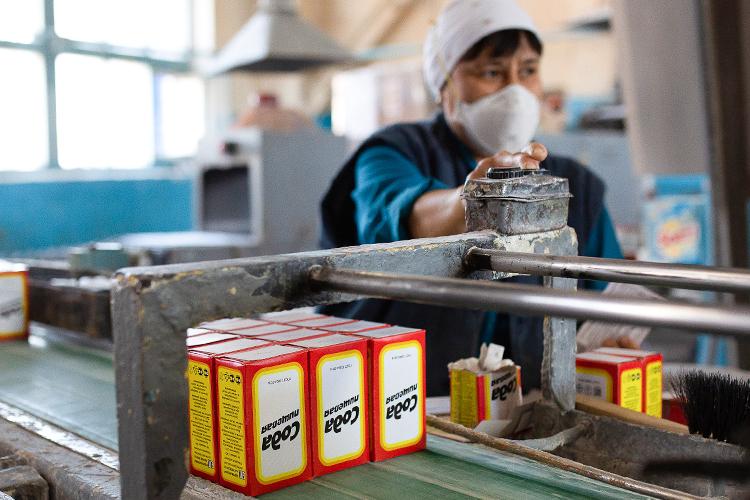 Исковые требования первого заместителя генерального прокурора РФкБСК мотивированы тем, что государственное имущество ввиде Стерлитамакских производственных объединений «Сода» и«Каустик» выбыло изсобственности Российской Федерации без согласия собственника