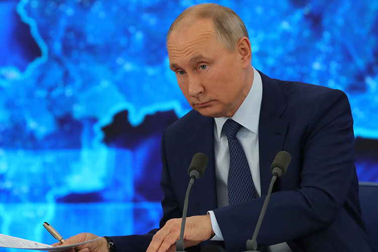 Сегодня Владимир Путин провел традиционную большую пресс-конференцию. В этот раз она прошла с элементами не состоявшейся из-за пандемии«Прямой линии»