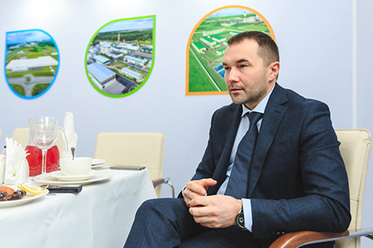 Айдар Галяутдинов:«Мыпланируем, что унас втой зоне будет порядка 200тысячтонн валовой продукции различных культур— изерновых, имасличных. Соответственно, все это нужно куда-то продавать ипереваливать»