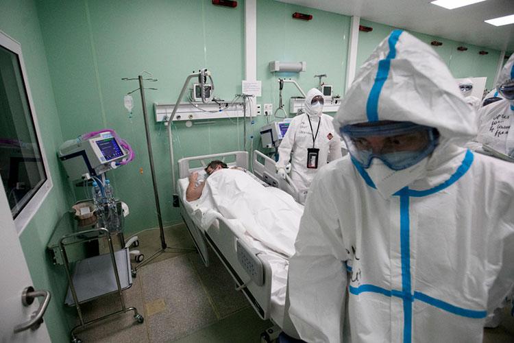 От вируса гибнет все, начиная с головного мозга и заканчивая кожей