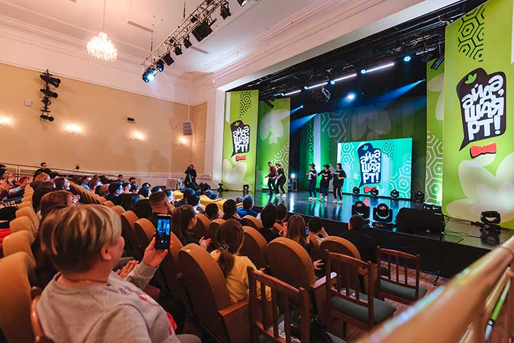 Из-за пандемии в2020 году игр татарского КВНа практически небыло