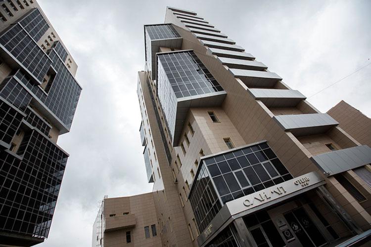Кроме здания ТК, оборудование технологически обслуживает иные объекты — жилой дом и гостиницу