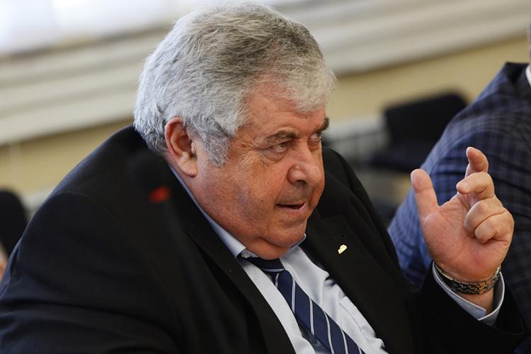 Леонид Данилович тоже был обладателем диплома Таркаевского фонда, причемполучилего еще в2016 году, когда премия идипломы фонда вручались впервыйраз
