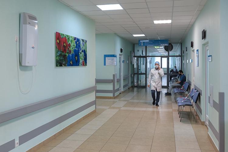 Поликлиники сейчасработаютпопринципу усиления кабинетов неотложной помощи
