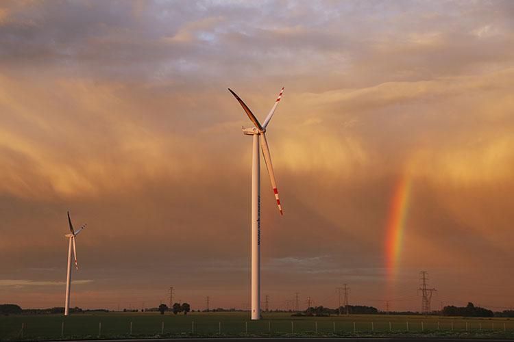 Татарстан рассматривает несколько ветропарков от 60 до 200 МВт
