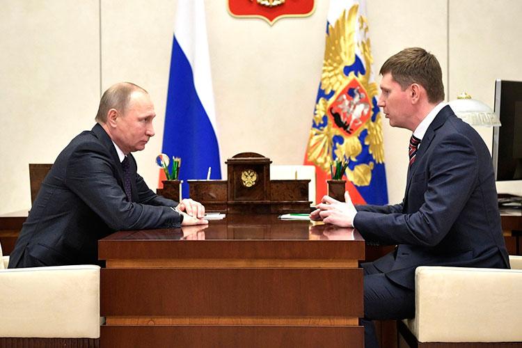 Президент РФ раскритиковал главу минэкономразвития РФ Максима Решетникова за «эксперименты» с ценами на базовые продукты питания