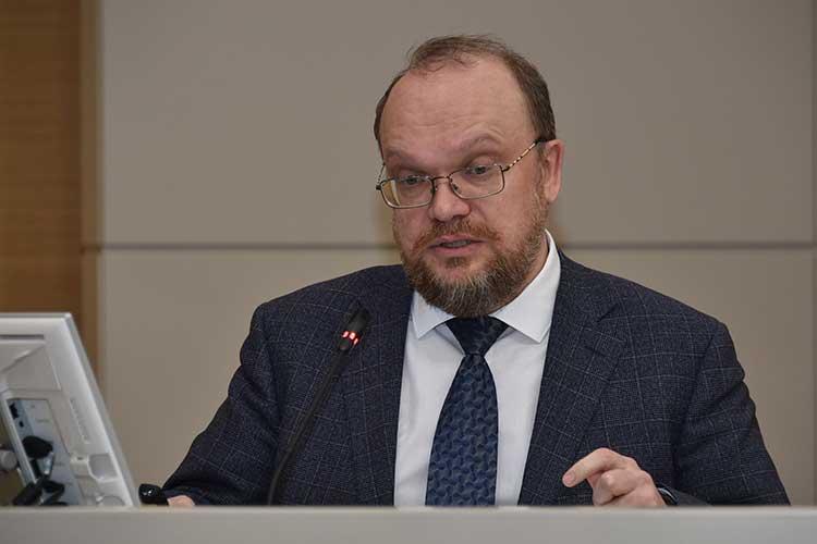Айрат Нурутдиноврассказал опутях трансформации предприятия ипрактике корпоративно-аналитического центра