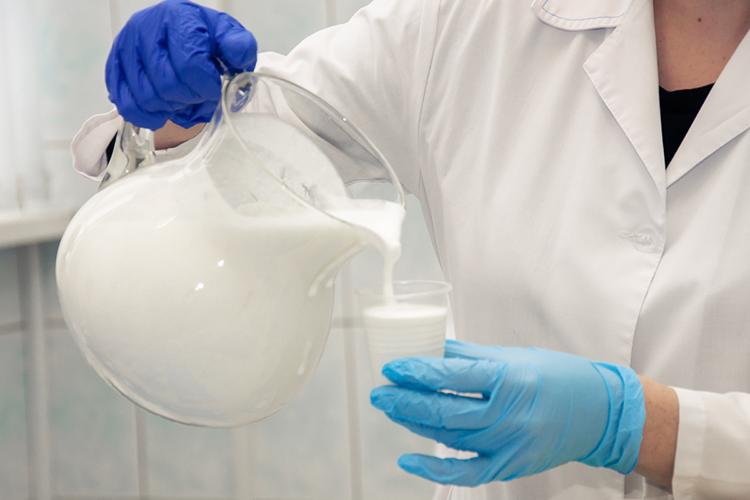 «Республика вплане производства молока однозначно будет расти. Кадры унас вреспублике есть»