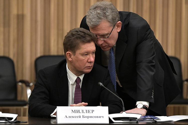 «Вноябре Миллер был крайне близок котставке. Однако данный вопрос был перенесен навесну. Постоянные утечки внутренних документов недобавляют бонусов Миллеру»