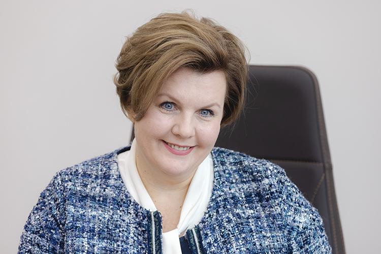 Елена Сабурова:«Банк нетолько сохраняет устойчивость, надежность ибез промедления отвечает назапросы своих клиентов, ноипоказывает встоль непростой мировой ситуации значительный рост»