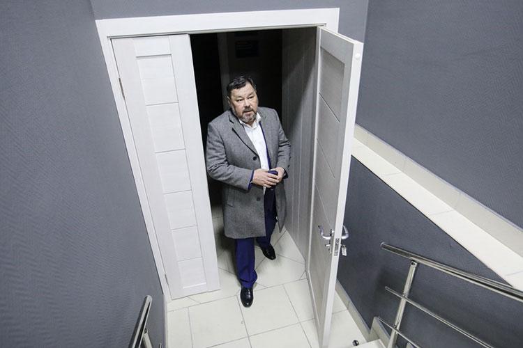 Ильдар Ягафаров: «Это было пустое помещение на 160 кв. м. на территории «Татаркино» после пожара. Ремонт закончен, оборудование уже устанавливается»